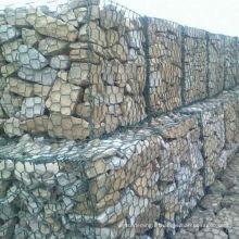 boîtes en pierre galvanisées