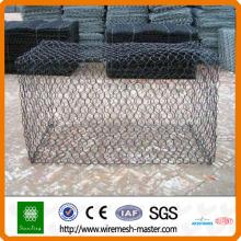 Gabion box stone basket