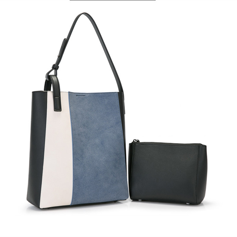Irregular Elements Shoulder Bag
