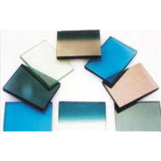Customized Coated Heat Reflective Glass Attack Resistant Fo