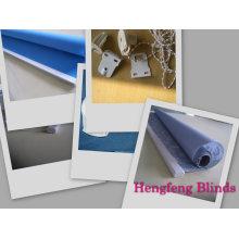 Tissu décoratif à rouleaux aveugle (RM)