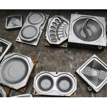 Melamine Tableware Multi Cavity Compression Moulds (MJ-018)
