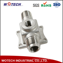 Customized Investment Casting Parts with Machining