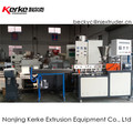 Extrusora de duplo parafuso de laboratório de alta qualidade de 20mm para PE / abs + pigmento