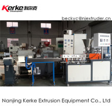 20mm high quality lab twin-screw extruder for PE/abs+pigment