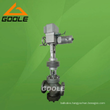 Y945h Electric Double Seat Steam Pressure Reducing Valve