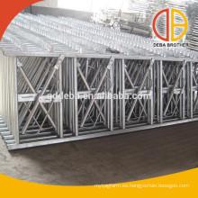Equipo de granja de paneles de ganado de galvanización en caliente