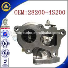 GT17 28200-4S200 49177-228014 turbocompresseur pour Hyundai