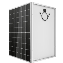 competitive price 110w monocrystalline solar panel with IEC certificate About