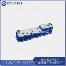 Genuine 4JA1 4JB1 Cylinder Head Cover 8-94433-742-2