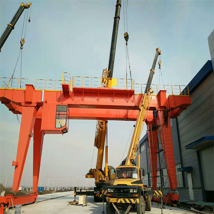 20 Tons Double Girder Gantry Crane