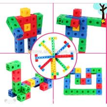 2015 item novo Desenvolver inteligência brinquedo educativo conectando blocos