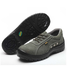 Summer Design Suede Leather security Safety Shoes security boot men