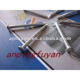 Plain shank Umbrella head roofing nail