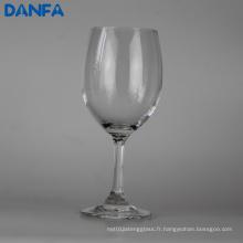 300ml Stemware / Goblet / Verre à vin / Verre à vin rouge (WG005)