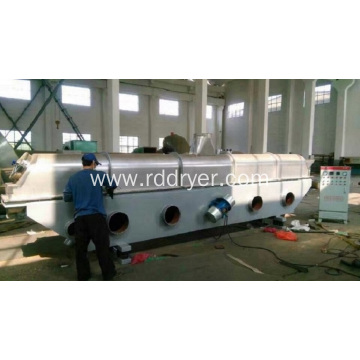 sugar powder vibrating Fluid Bed Dryer