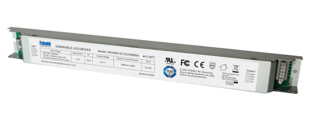 LED Driver For Light