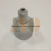 Токарные станки с ЧПУ Алюминиевые детали наружной резьбы (MQ717)