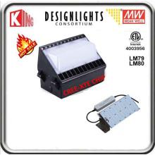 Paquete de la pared de la luz del paquete de la pared del paquete de la pared de 100W LED LED Poder de Meanwell y microprocesador de CE ETL Dlc del chip de Xte LED del CREE