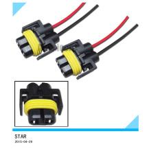 H11 H8 hembra adaptador de cables zócalo linternas / luces de niebla cableado arnés
