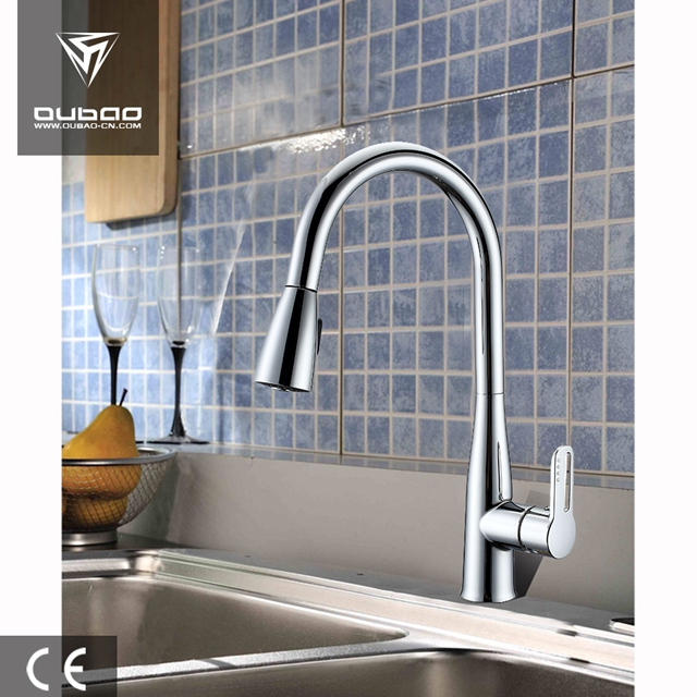 Pull Down Bar Sink Faucet