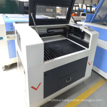 laser CNC cutting rubber machine