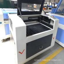 machine de caoutchouc de coupe de commande numérique par ordinateur de laser