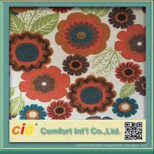 Sofa Material Printing Flora Design Fabric