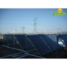comercial water heating solar collector