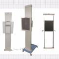 Différentes versions de support bucky stand pour la radiographie médicale