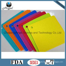 Heat Protection Silicone Tableware Mat, Silicone Placemat Sm02