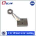 Alta calidad oem accesorios de hardware puerta de acero inoxidable precisión de fundición