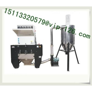 Plastic Granulating and Collecting System