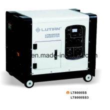 Lutian Typ Benzin-Generator 6.5kw