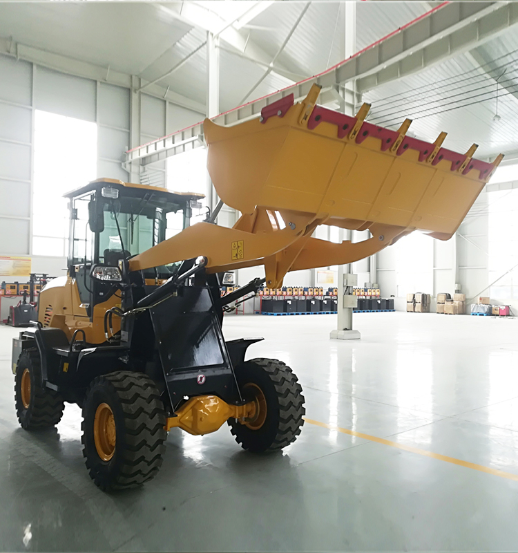 High Quality Mini Loader