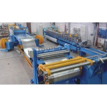 SS / GI / HR / CR Coil Steel Slitting Machine Line