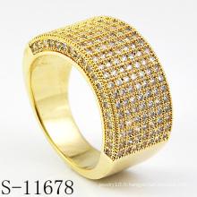 100% 925 bijoux en argent Sterling Fashion femme bague (S-11678)