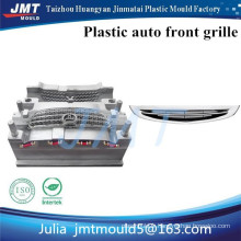 JMT auto calandre haute qualité et haute précision d'injection plastique moule fabricant avec l'acier p20