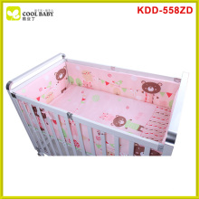 Baby product stainless steel baby bed