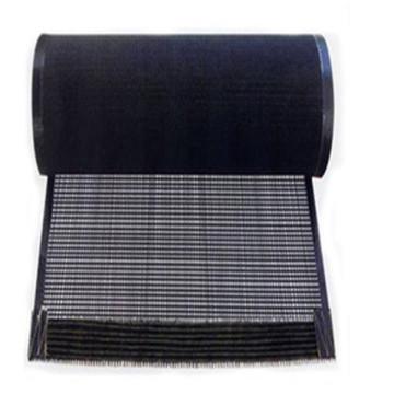 4-4mm Black Open Mesh Belt