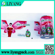 Chinese Famous Brand, Heat Transfer Film for Shampoo Container