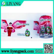 Китайский известный бренд, фильм передачи тепла для Шампунь контейнер