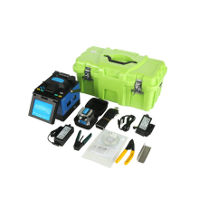 low price FTTH termination tool kit fusion splicer machine fusionadora fibra optica 1698H