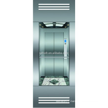 Panoramic elevator with circular shaped cabin,1.0m/s,1000kg,1500kg