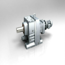 R Helical Gear Reducer Motor Gearbox for Extruding