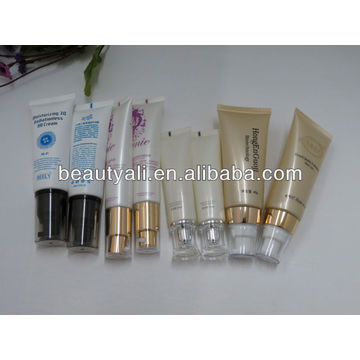 35mm cosmetic tube with pump