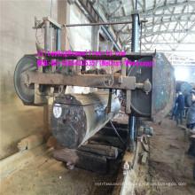 Machine horizontale de scierie de scie à ruban de grande taille dans la vente chaude