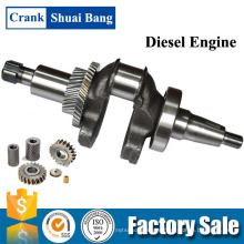 Shuaibang High-Speed Advanced Oem Customized Generators Crankshaft For Household Electricity