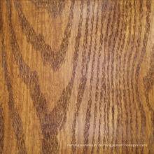 Holzmaserung PVC-Laminierungsfolie für Möbel
