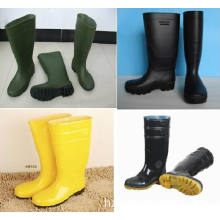 Man PVC Rain boots,PVC Safety boots,Rain boots,Safety Boots